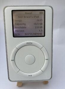 Apple ipod Classic  2nd generation