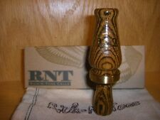 Rnt Rich-N-Tone Lil Richie Becote Wood Mallard Duck Call Special Order Custom