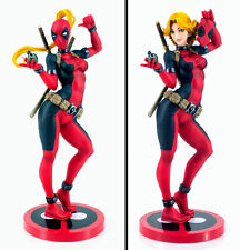 Kotobukiya Marvel Bishoujo Lady Deadpool Statue figure New in box