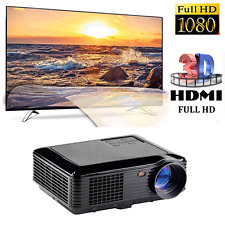 Smart Powerful SV-226 HD 1080P 3D LED LCD TV Home Theater projector Multimedia