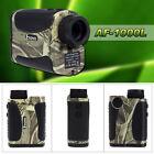 Protable Golf Laser Rangefinder Distance Measurer Scope with Pinseeker For Hunt
