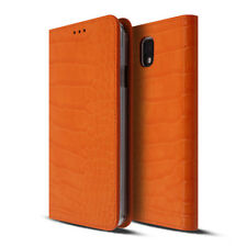 For Galaxy S Note 21 20 Ultra 10 9 8 Plus Lite 7 Edge 6 5 4 Genuine Leather Case
