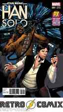 MARVEL STAR WARS HAN SOLO #1 SDCC 2016 VARIANT NEW/UNREAD BAGGED & BOARDED