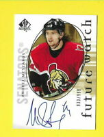 D6782 ANDREJ MESZAROS 05/06 SP AUTHENTIC #176 FUTURE WATCH RC AUTOGRAPH #/999