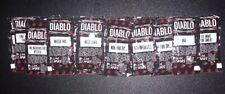 20 Diablo Taco Bell Hot Sauce Packets TacoBell