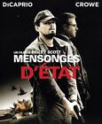 Mensonges d'Etat DVD - Neuf sous Blister de Ridley Scott avec DiCaprio