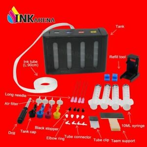 Continuous Ink Supply System Kit For Canon PG 510 CL 511 PG510 CL511 CISS Tank
