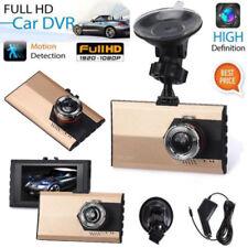 "3"" Full HD 1080P Car DVR Dash Camera Night Vision Vehicle Video Cam Recorder New"