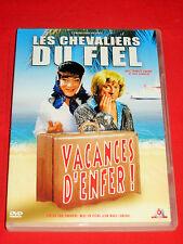 Les Chevaliers du Fiel - Vacances d'Enfer -  DVD