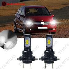 Für MERCEDES-BENZ B-Klasse W245 Abblendlicht Lampen Car Scheinwerfer Birnen Weiß