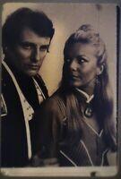 Blake's 7 Seven Film Clip Slide Soolin  Avon Glynis Barber Paul Darrow B7-16