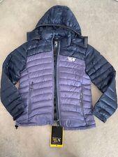 Blue/navy Mountain Hard Wear Coat Mens XL BNWT