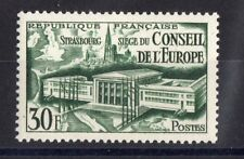 "FRANCE: TIMBRE TYPE ""CONSEIL DE L'EUROPE"" YTN°923 NEUF** Cote: 9,50 €"