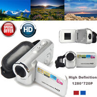 HD 720P 16MP 8X Digital Zoom Video Action Camcorder Anti-Shake Digital Camera DV