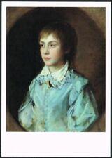 Postcard. Art. Painting. Thomas Gainsborough. E. Gardiner. Tate Gallery. Unused.