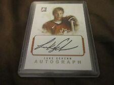 LUKE SCHENN 2007-08 ITG O Canada Autographs AUTO #A-LS MINT