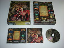 Daggerfall-The Elder Scrolls II 2 PC CD ROM Original Big Box schnelle sichere Post