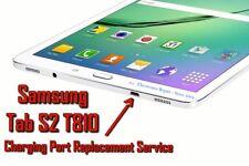 Samsung Tab S2 T810 Charging Port Repair Replacement Service - Free Return Ship