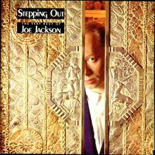 Joe Jackson Steppin Out The Very Best Of Joe Jackson Uk Lp
