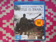 Saints and Soldiers Battle of The Tanks Bluray