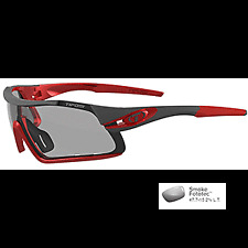 081bd1b1d1b Tifosi 1460301834 Davos Race Red Sunglasses - Smoke Fototec