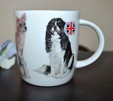 ROY KIRKHAM Mug DOGS Galore  Fine Bone China SOPHIE ENGLAND
