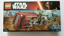 LEGO STAR WARS N° 75099 REY'S SPEEDER EN BOÎTE NEUF
