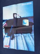 Poster NOFX // MARILYN MANSON 56 x 41 cm