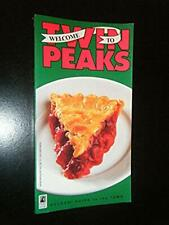 Twin Peaks An Access Guide to the Town David Lynch TV Series Very Good Condition