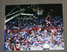 Clyde Drexler Signed 16X20 Photo PSA/DNA Auto Portland