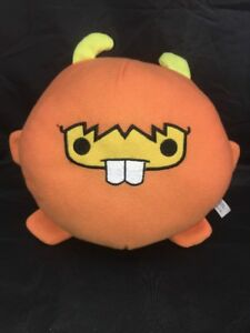 """""""GERMIES"""" ADORABLY INFECTIOUS ORANGE PLUSH TOY. A&A Global Industries."""