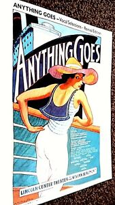 ANYTHING GOES: VOCAL SELECTIONS: REVIVAL ED (MUSICAL SONGBOOK SONG BOOK) 1988