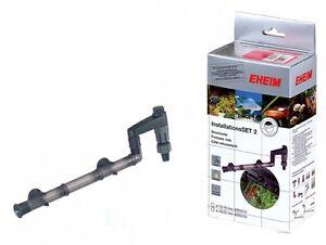 Kit Backup Set 2 For Pump eheim Diameter 12/16 Ref