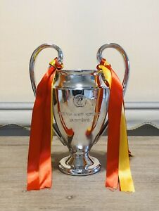 UEFA Champions League Replica Trophy Good Size H32cm Great Collection Gift Idea