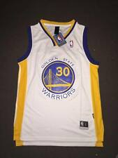 Steph Curry White Jersey Large