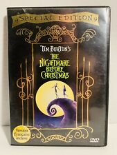 The Nightmare Before Christmas DVD Special Edition