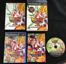 Ps2 Dragon Ball Z Budokai Tenkaichi 3 COLLECTOR 'S EDITION OVP #ps2#00022