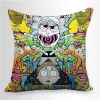 US SELLER 2PCS cute decorative pillow talavera tile Spain Mexico cushion cover