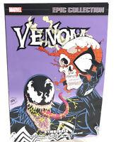 Venom Epic Collection Volume 1 Symbiosis Marvel Comics New TPB Paperback
