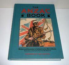 THE ANZAC BOOK WW1  3rd EDITION EDITED BY THE AUSTRALIAN WAR MEMORIAL