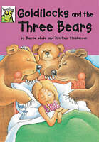Goldilocks and the Three Bears (Leapfrog Fairy Tales), Wade, Barrie, Used; Good