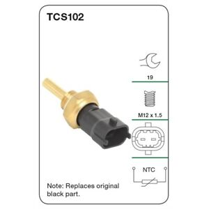 Tridon Coolant sensor TCS102 fits Fiat Ducato 120 Multijet 2.3 D, 160 Multije...