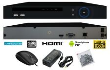 Essentials 25 Channel 5MP NVR Network Video recorder for CCTV System