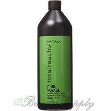 Matrix Total Results Curl Please Jojoba Oil Shampoo 33.8 oz