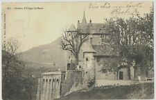 CPA 38 Isère Château d' Uriage les Bains
