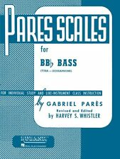 Pares Scales BB-flat Tuba B.C. Brass Method NEW 004470580