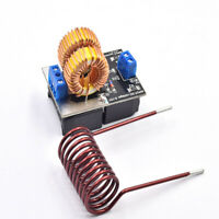 Low Voltage ZVS/ Induction Heating Power Supply Module + Heater Coil Tool 5V-12V