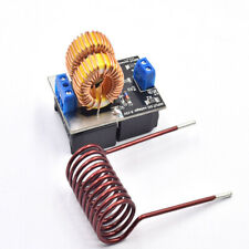 Low Voltage ZVS Induction Heating Power Supply Module + Heater Coil Tool 5V-12V