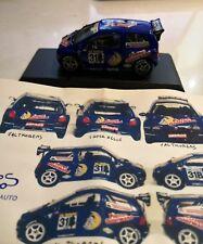 JPS 1/43 rally - KP178 RENAULT TWINGO PROTO Andros 1999