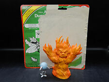 vintage 1982 tsr FIRE ELEMENTAL Advanced Dungeons & Dragons monster figure LJN !